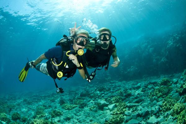Nitrox con inmersión