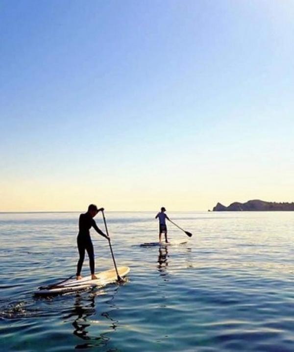 PADDLE SURF   SUP Clases De Iniciación